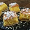 Carrés au citron - la recette facile