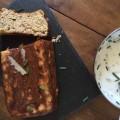 Flan au thon et parmesan - recette