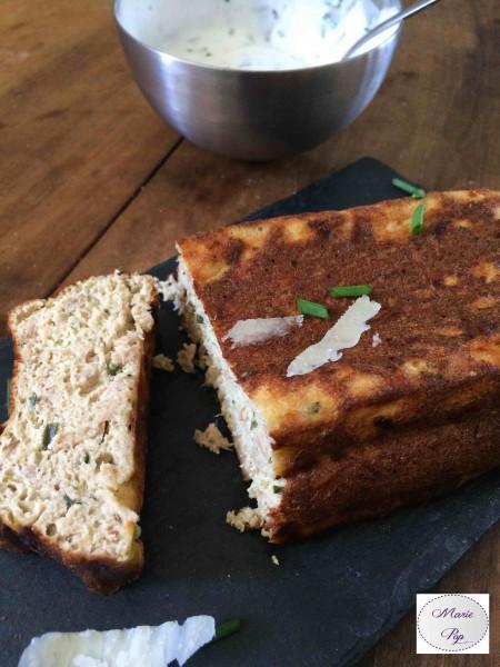 Flan de thon au parmesan - la recette qui met de la magie dans le quotidien