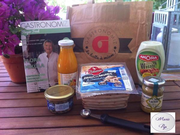 Gastronimiz - La boîte à miam - finger food