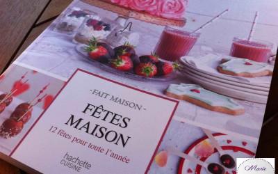 Livre des Fêtes Maison  Marie Pop se prépare à mettre les petits plats dans les grands