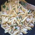 One pot pasta au poulet sauce alfredo - la recette