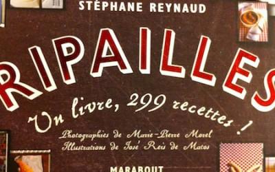 Ripailles de Stéphane Reynaud : un livre qu'il faut avoir !