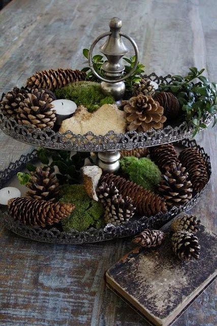 Une belle table pour Noël… La magie en 3 astuces !