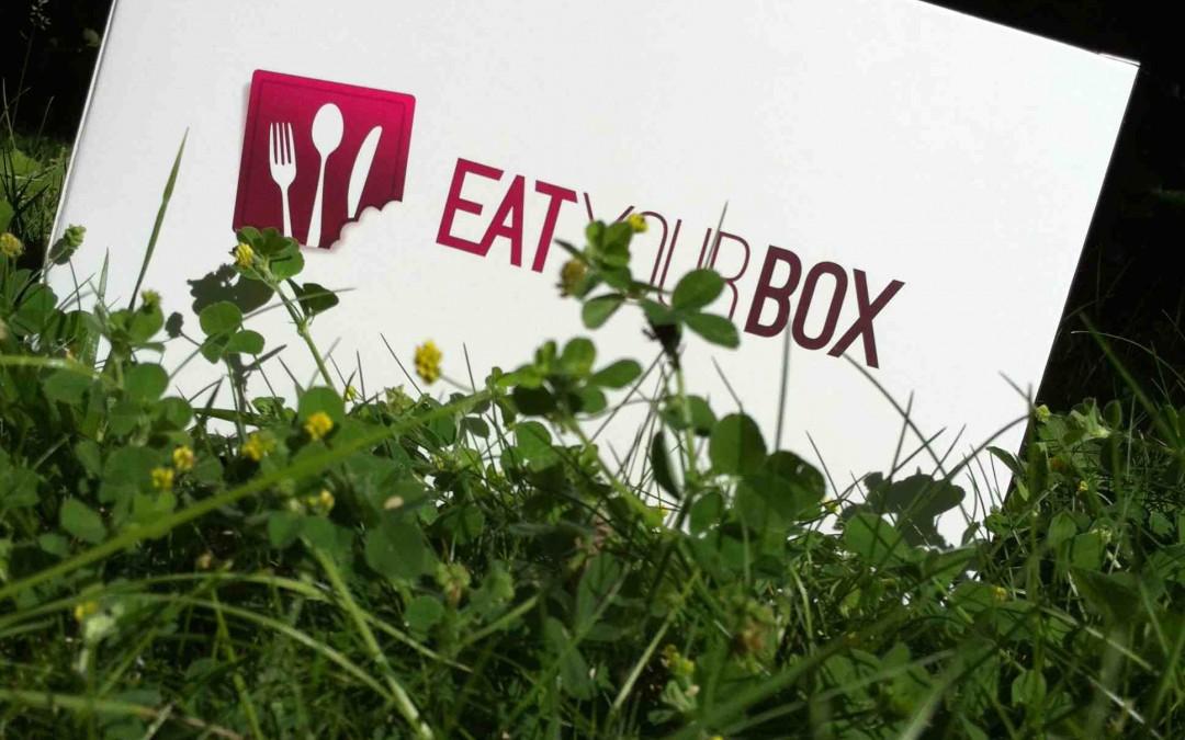 Eat Your Box- Atelier des Chefs : Pique nique chic ! Marie Pop est en amour !